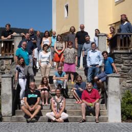Workshoptreffen der Gründer und Gründerinnen